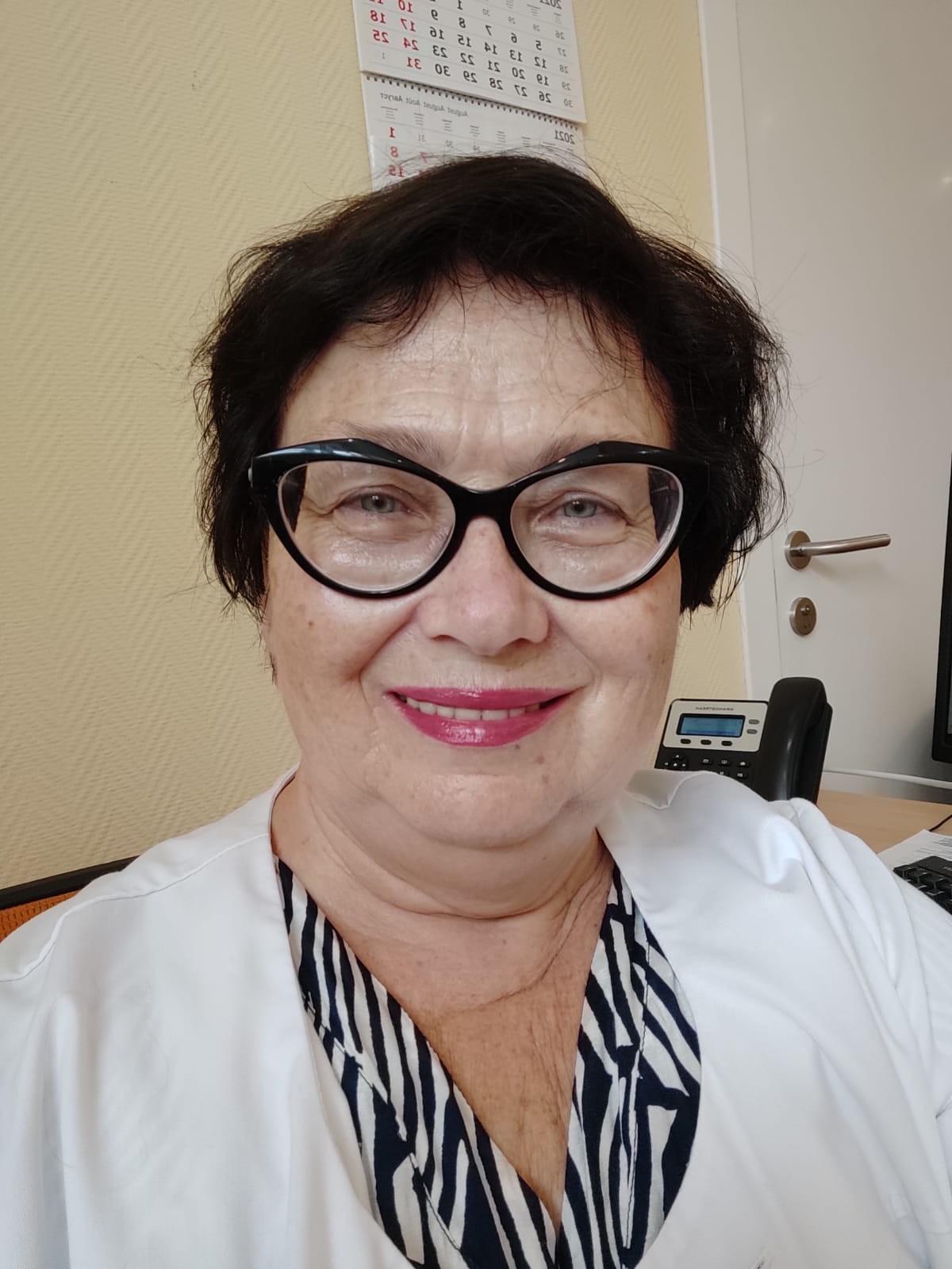 Маркова Мария Александровна