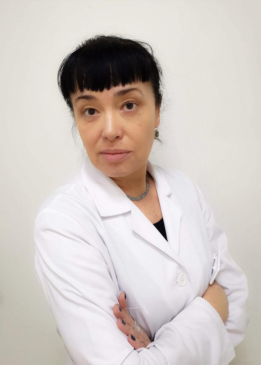 Сарибекян Элина Викторовна