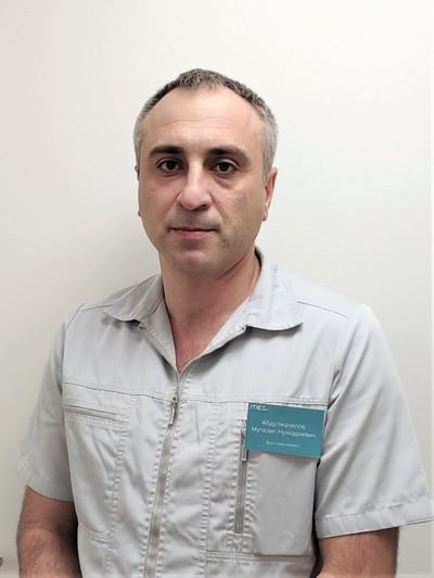 Абдулжалилов Муталип Нухкадиевич