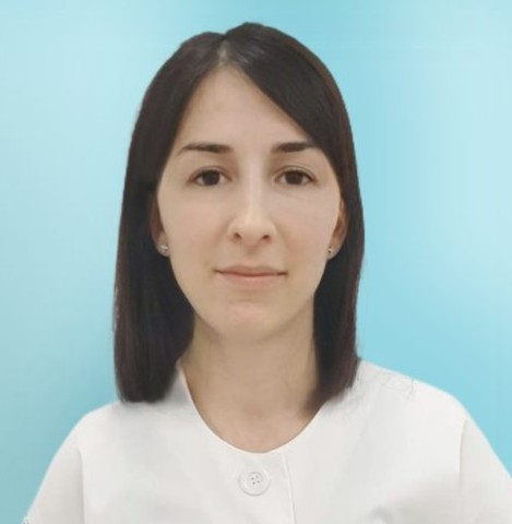 Омарова Зарема Таймуразовна
